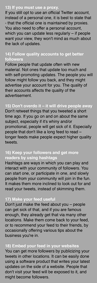 twitter tips for participant engagement