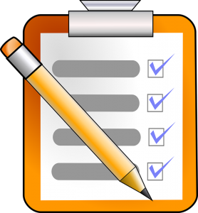customer care checklist template