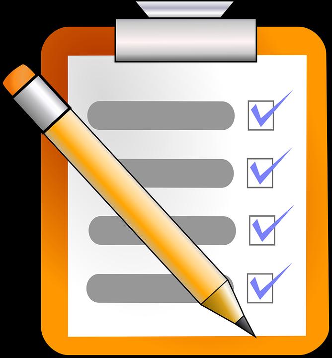 customer care checklist template