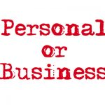 personal brand or company brand