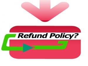 refund policy for services