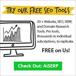 AiSERP.com SEO tools