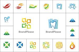 Logo grid