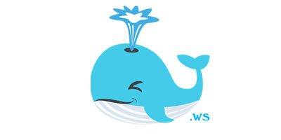 spouting whale emoji domain