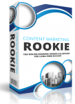 Content Creator & Content Marketing Rookie eBook