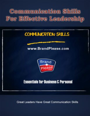 Communication skills for leaders courses