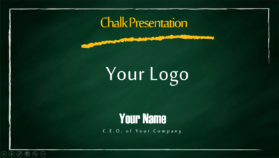 Brandable PowerPoint Design