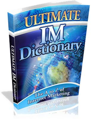 content strategy, internet marketing dictionary