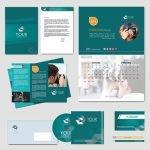 domain print marketing and branding