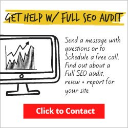 seo audit contact
